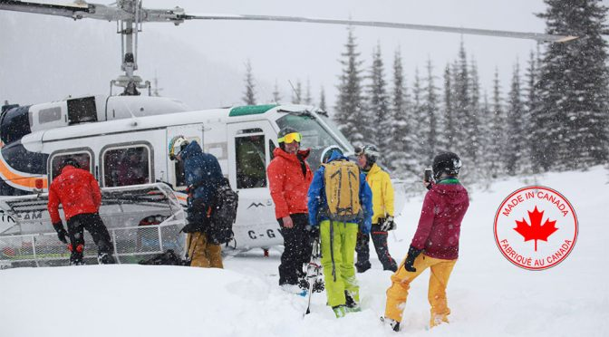 Kanada Powder Highway TRIP